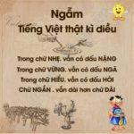 vol.438 [翻訳] Ngẫm – Tiếng Việt thật kì diều 熟考 – ベトナム語は実に不思議である